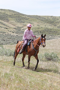 Idaho's Eagle Canyon endurance ride