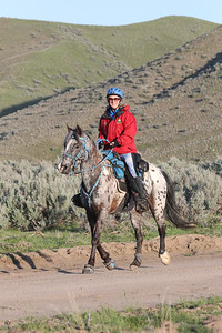 Eagle Canyon endurance ride, Idaho