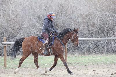 Cold weather training, Owyhee, Idaho