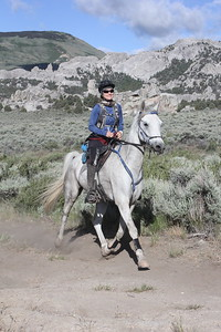 City of Rocks endurance ride, Idaho