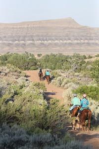Big Horn 100 endurance ride, Wyoming