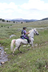 Big Horn 100 endurance ride, Wyoming