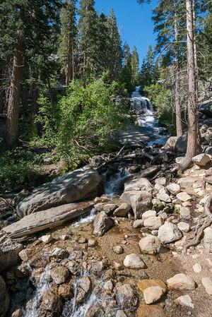 california; mount whitney; river; sierra nevada; whitney portal; whitney portal falls Even if you