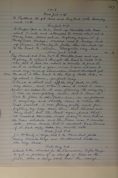 Book #1 - 1918 pg 0167