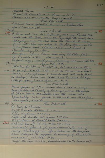 Book #1 - 1924 pg 0291