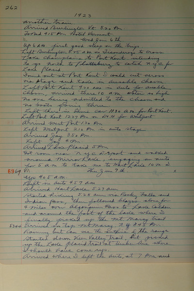 Book #1 - 1923 pg 0262