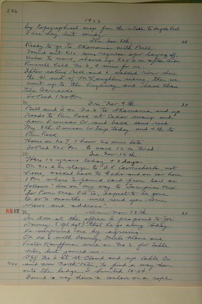 Book #1 - 1923 pg 0286