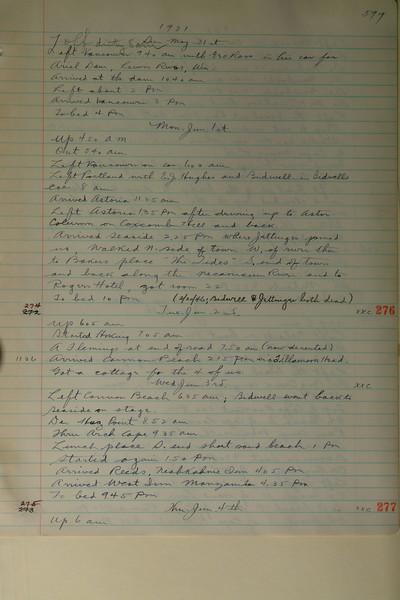 Book #1 - 1931 pg 0599