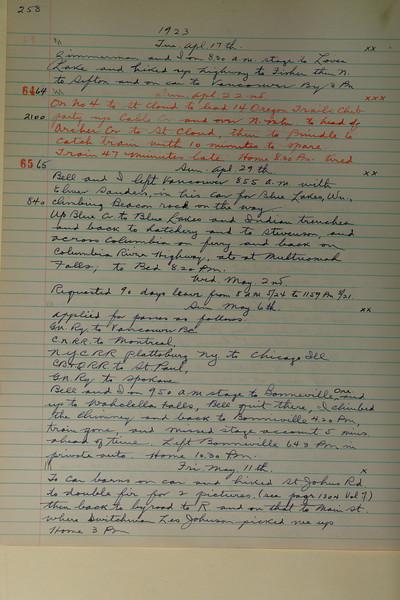 Book #1 - 1923 pg 0258