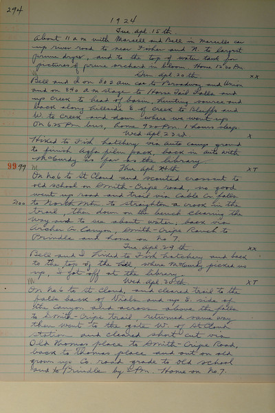 Book #1 - 1924 pg 0294