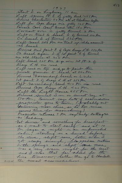 Book #1 - 1927 pg 0413