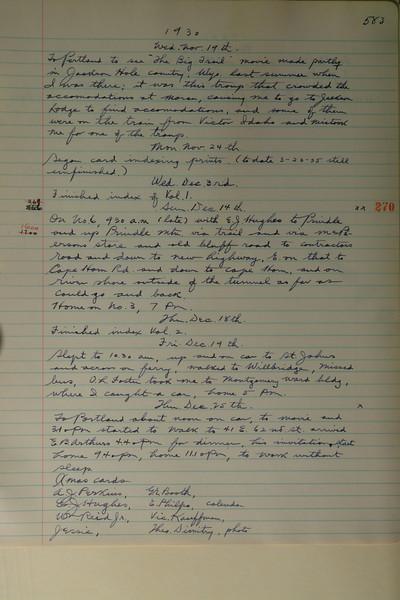 Book #1 - 1930 pg 0583
