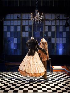 Hubert and Clarissa Porter in A House Tour. Photo by: Julie Schuchard