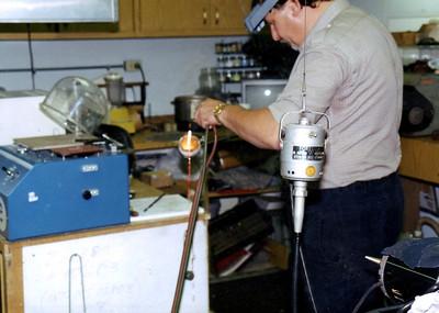 Vic9 Vacuum Machine - Flexshaft - Alex