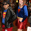 Superboy and Supergirl