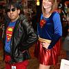 Superboy and Supergirl