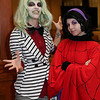 Beetlejuice and Lydia Deetz
