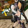 Jeanne and Bayonetta