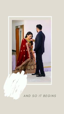 Minimalist Wedding Your Story