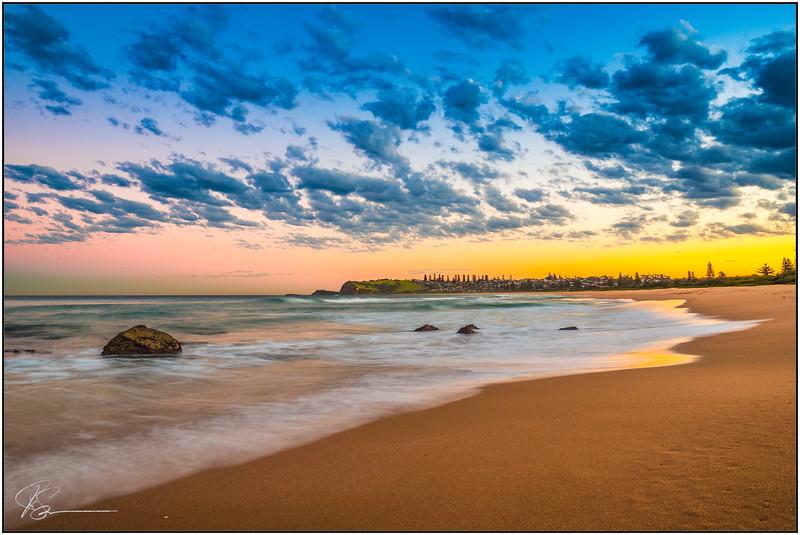 'Werri Beach Blues...'