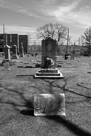 Old Cemetery in Hackensack