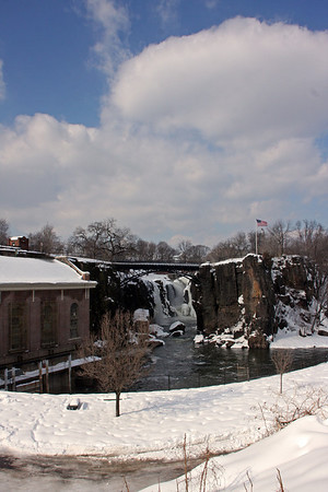 The Great Falls of Paterson 2-14-14