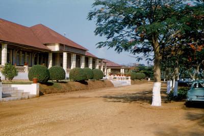Andrada, Hospital, 1958