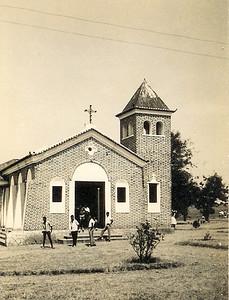 Igreja de Andrada - anos 50