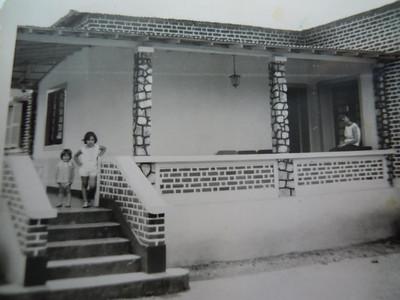 Andrada 1964,  Hortense Beato e as filhas Teresa Beato e Ruth