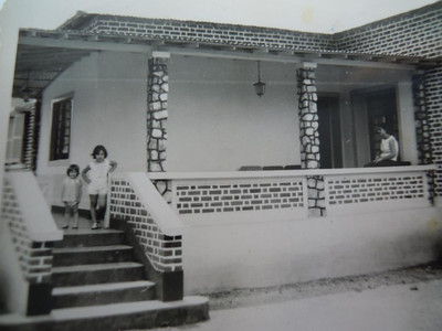 Andrada 1964,  Hortense Beato e as filhas Teresa Beato e Ruth