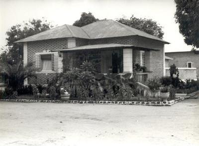 Abril 1960, casa do Enfº Garrido, Andrada