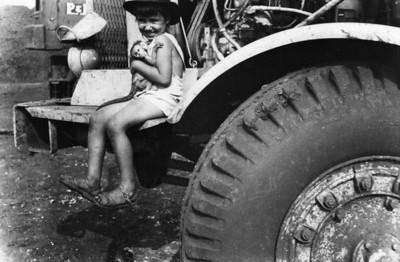 Luxilo - Setembro 1957 Misita Melo Abreu