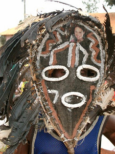Máscara Txipepa