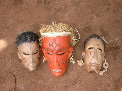 Máscaras Muana Puo