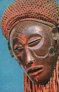 Máscaras quioca