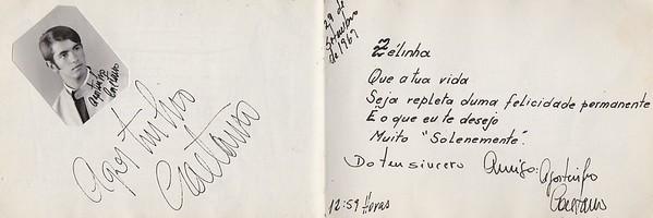 Agostinho Caetano 29 de Setembro de 1969 12:59h