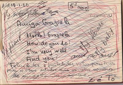 Ze' To' Macedo Simoes - Andrada 19 de Janeiro de 1966