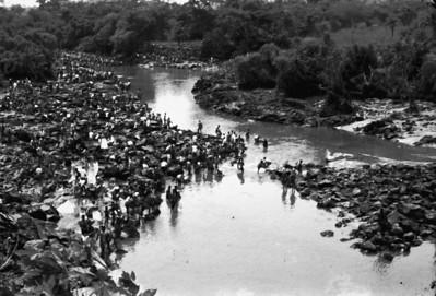 Barragem, Dundo, 1961