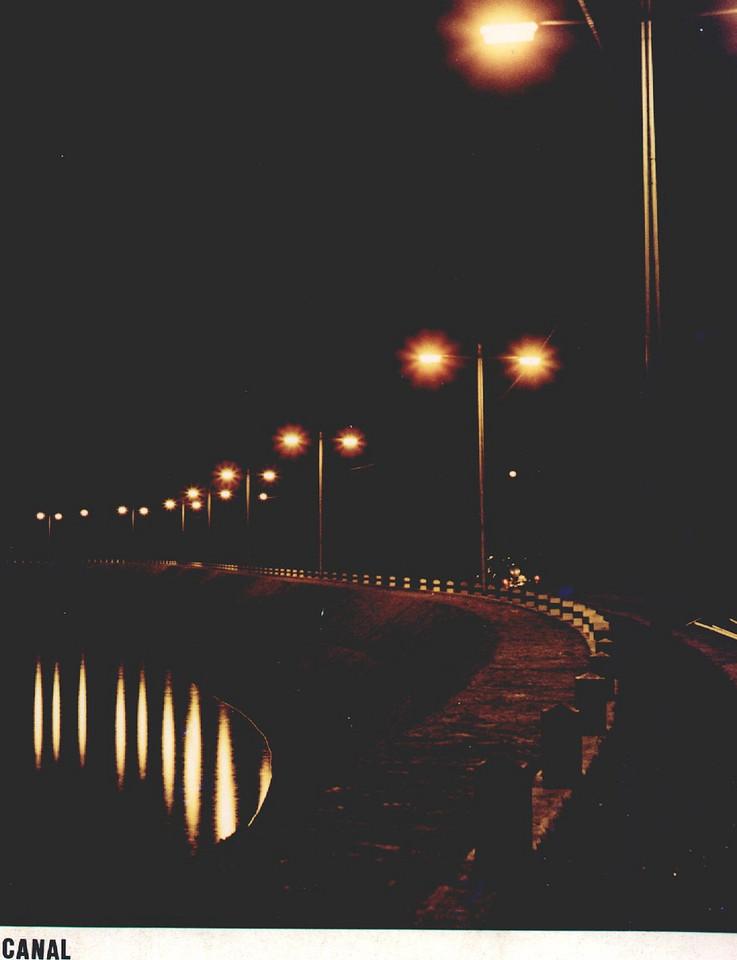 Canal Barragem do Dundo