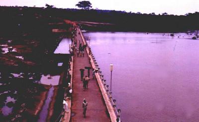 Luachimo -  barragem