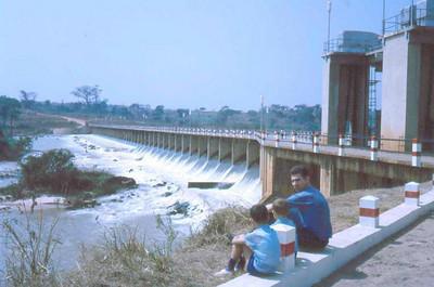 Barragem Luachimo - Seixas e filho