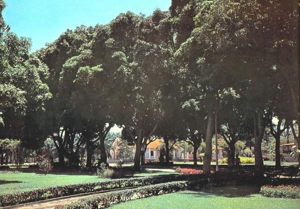 Igreja vista da k 61 rua 3