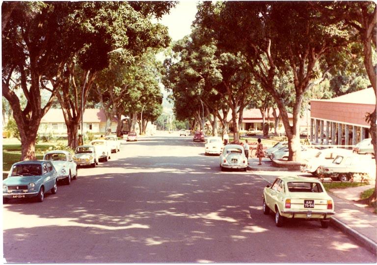 rua 3 - Rua dos escritórios