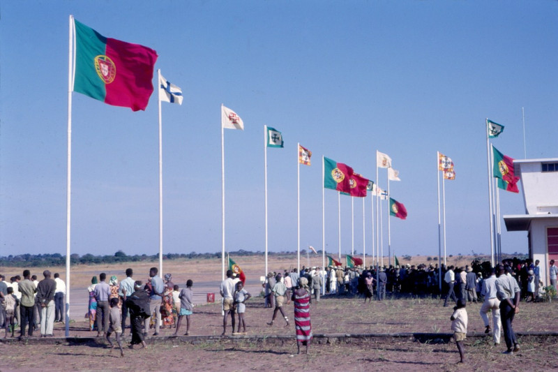 1967 Aeroporto do Chitato