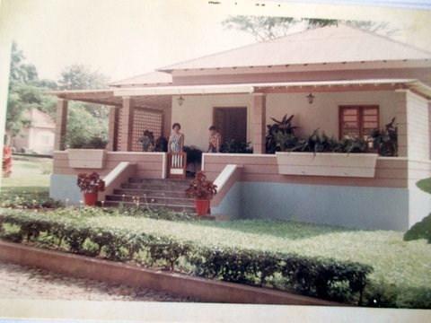 Paulo Mariano Dores e mae