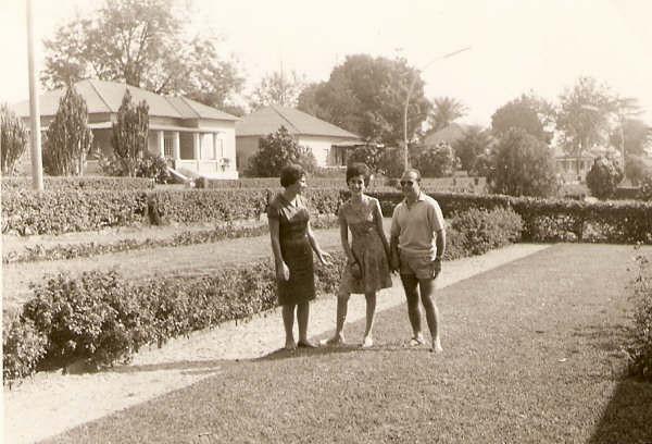 Moreira Duarte, Maria Luz e mãe