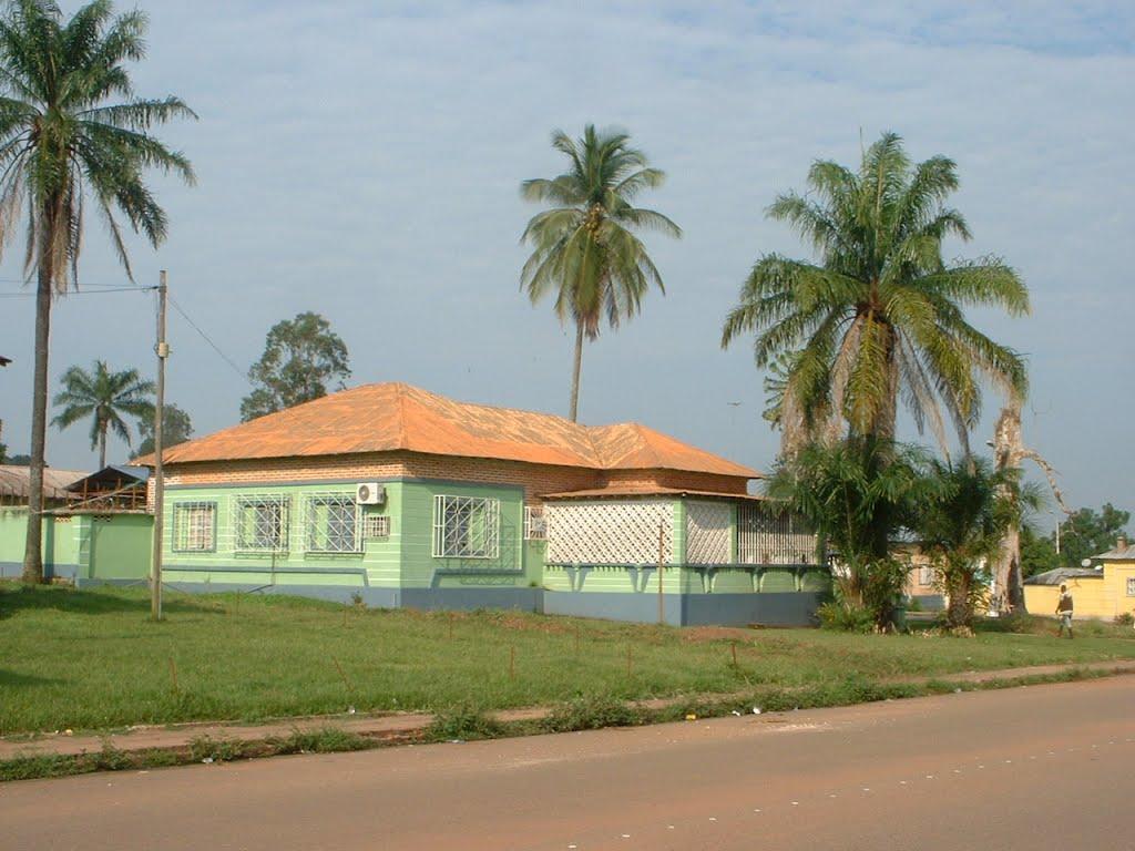 2012  _ K209 -esquina da Rua 12 com a rua 7- K 209 ( casa da familia Bastos)