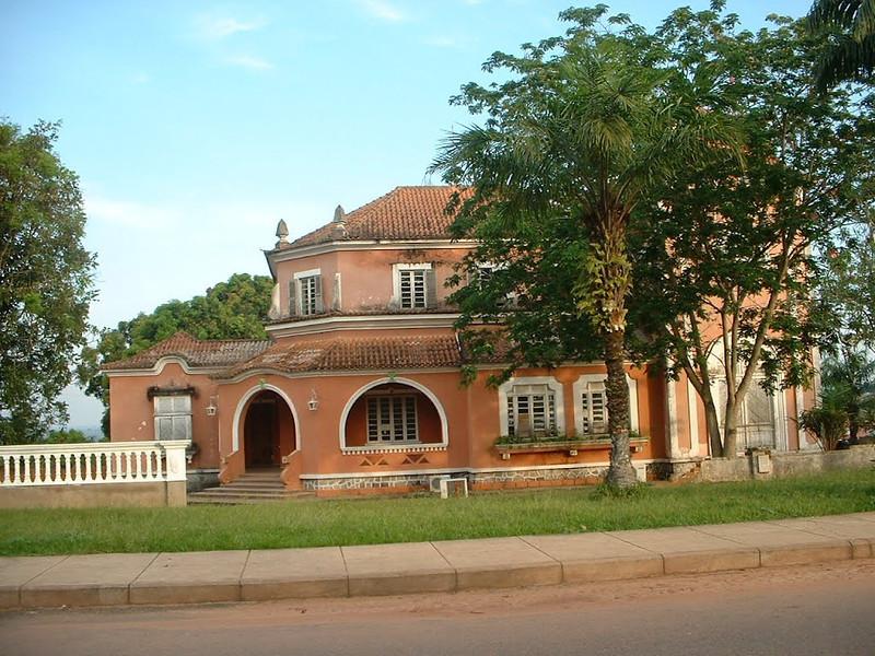 2012 - Chitato, ( ex- casa do Administrador)