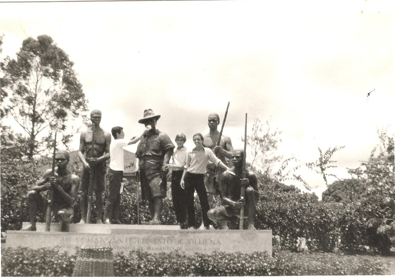 Monumento ao Comandante Vilhena