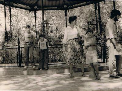 Coreto, Dundo 1973,  Familia de Antonio Nascimento